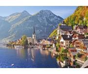 Puzzle Hallstatt, Ausztria