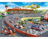 Puzzle F1 verseny - GYEREK PUZZLE