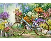 Puzzle Virágpiac