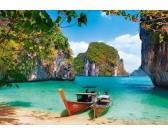 Puzzle Ko Phi Phi Le, Thaiföld