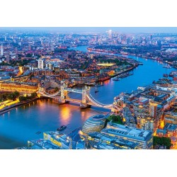 Puzzle Londoni látkép
