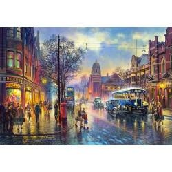 Puzzle Londoni utca 1930-ban