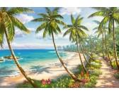 Puzzle A paradicsomba vezető út