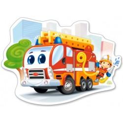 Puzzle Tűzoltók - MAXI PUZZLE