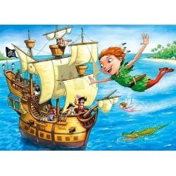 Puzzle Peter Pan - GYEREK PUZZLE