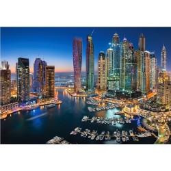 Puzzle Felhőkarcolók Dubaiban