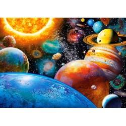 Puzzle Bolygók és holdjaik - GYEREK PUZZLE