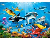 Puzzle Élet a trópusi vizekben - GYEREK PUZZLE