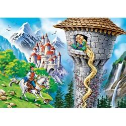 Puzzle Arnyhajú lány - GYEREK PUZZLE