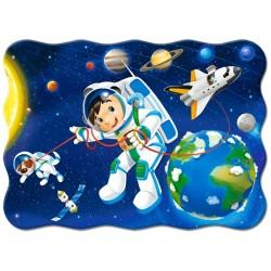 Puzzle Mozgás az űrben - GYEREK PUZZLE