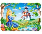 Puzzle Hercegnő békával - GYEREK PUZZLE