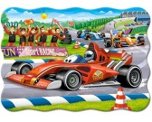 Puzzle Formula autóverseny - GYEREK PUZZLE