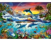 Puzzle Paradicsom öböl - GYEREK PUZZLE