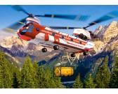 Puzzle Szállító helikopter - GYEREK PUZZLE