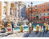 Puzzle Trevi kút, Róma