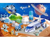Puzzle Űrállomás - GYEREK PUZZLE