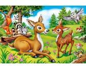 Puzzle Kisfiú - GYEREK PUZZLE