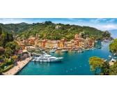 Puzzle Portofinoi látkép - PANORAMATIKUS PUZZLE