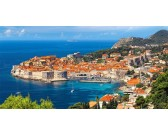 Puzzle Dubrovnik, Horvátország - PANORAMATIKUS PUZZLE