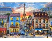 Puzzle Párizsi utca