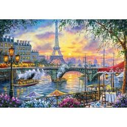 Puzzle Teaidő, Párizs