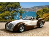 Puzzle Luxus a Riviérán