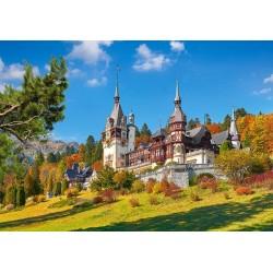 Puzzle Peles-kastély, Románia