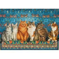 Puzzle Macska arisztokrácia