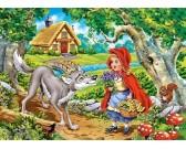 Puzzle Piroska a Farkassal - GYEREK PUZZLE