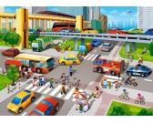 Puzzle Orosz város - GYEREK PUZZLE