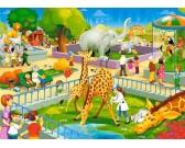 Puzzle Állatkerti kirándulás - GYEREK PUZZLE