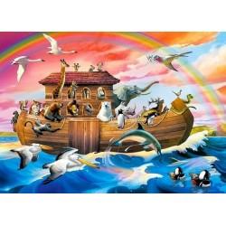 Puzzle Noé bárkája - GYEREK PUZZLE