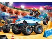 Puzzle Monster Truck show - GYEREK PUZZLE