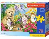Puzzle Legjobb barátok - GYEREK PUZZLE