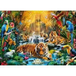 Puzzle Misztikus tigris