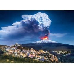 Puzzle Etna, Szicília