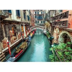 Puzzle Velencei csatorna