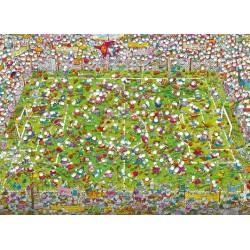 Puzzle Futball