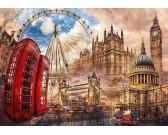 Puzzle Londoni műemlékek