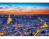 Puzzle Párizs fényei