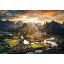 Puzzle Kínai táj