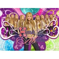 Puzzle Hannah Montana - GYEREK PUZZLE