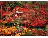 Puzzle Japán kert