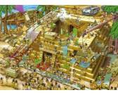 Puzzle Piramisok építése