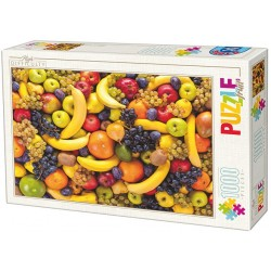 Puzzle Gyümölcsök
