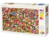 Puzzle Édességek