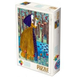 Puzzle Elvarázsolt hercegről