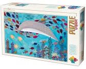 Puzzle Delfin
