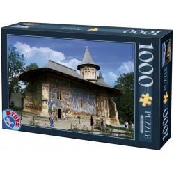 Puzzle Voronet, Románia