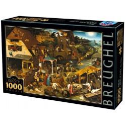 Puzzle Holland közmondások